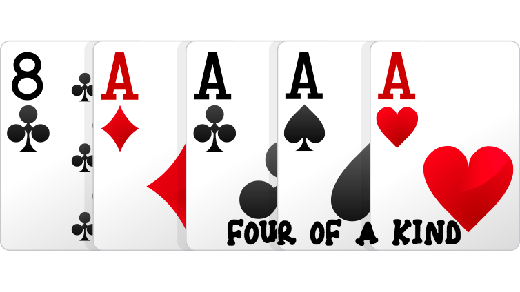 four-of-a-kind poker online