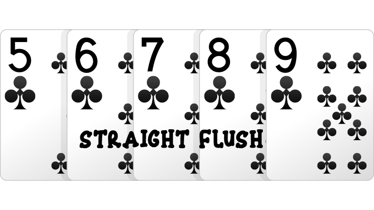 straight-flush poker online