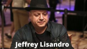 Jeffrey Lisandro pemain poker legendaris